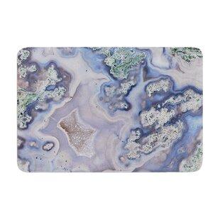 Geode Memory Foam Bath Rug