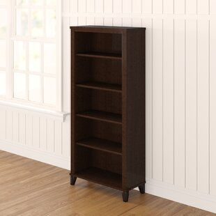 Chase Standard Bookcase Red Barrel Studio