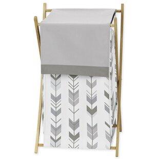 Mod Arrow Laundry Hamper