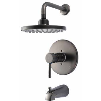 Pfister Northcott Dual Function Tub And Shower Faucet With Trim Wayfair