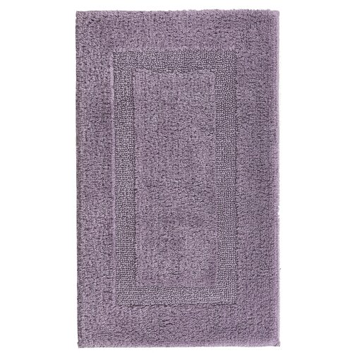 Badematte ClearAmbient Größe: 50 cm B x 80 cm L| Farbe: Lavendel | Bad > Badgarnituren > Badvorleger | ClearAmbient