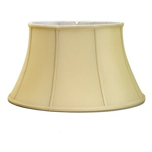 Bargain Soft 18 Silk Bell Lamp Shade By Darby Home Co