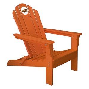 Delightful NCAA Adirondack Chair