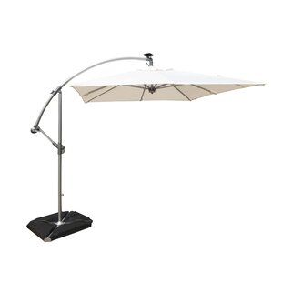 8' Cantilever Umbrella by UrbanMod