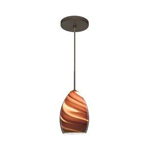 Besa Lighting Euka 1-Light Cone Pendant