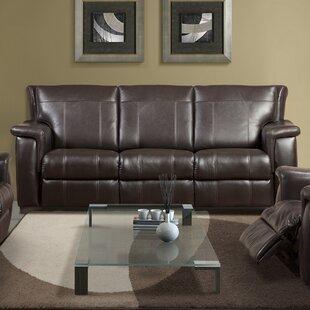Lido Leather Sofa by Fornirama
