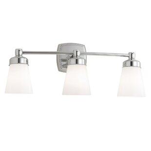 Look for Jebediah 3-Light Vanity Light By Winston Porter