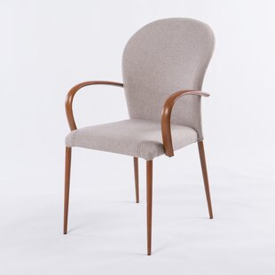 Zoey Arm Chair (Set of 4) by Brayden Studio
