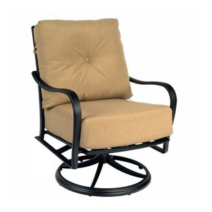 Apollo Swivel Rocker Patio Chair With Cushions