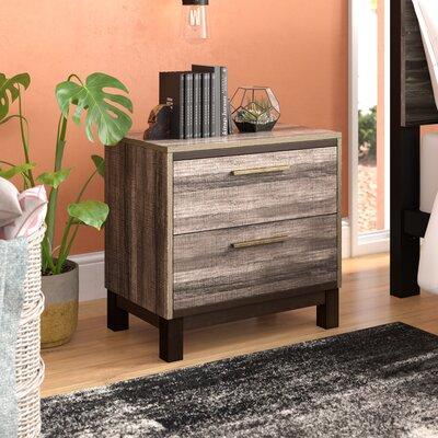 Trent Austin Designâ Amory 1 Drawer Nightstand Trent Austin Designâ Color Rustic Brown Dailymail