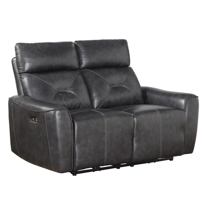 Astonishing Leidesdorff Reclining Loveseat Pabps2019 Chair Design Images Pabps2019Com