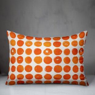 Orange Polka Dot Outdoor Pillows You Ll Love In 2021 Wayfair