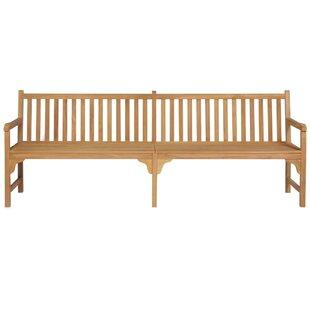 Bivins Teak Bench By Sol 72 Outdoor
