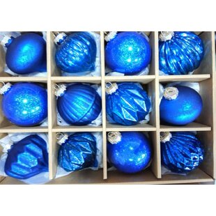quickview - Light Blue Christmas Ornaments