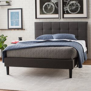 Modern Bed Frames modern beds you'll love | wayfair