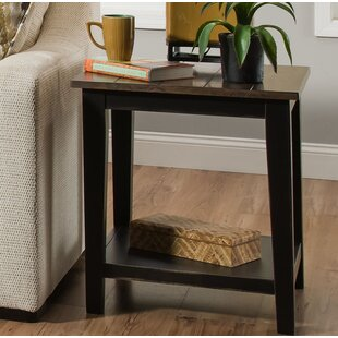 Morel End Table