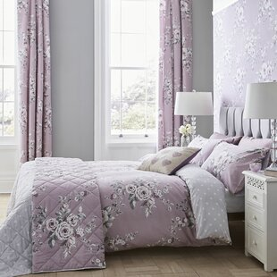 Match Curtain And Duvet Sets | Wayfair.co.uk