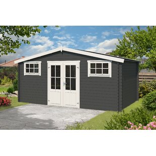 Willette 17 X 13 Ft. Tongue & Groove Summer House Image