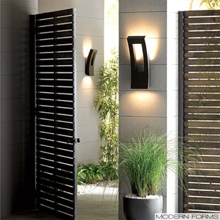 Modern Forms Dawn 6-Light LED Outdoor Flush Mount