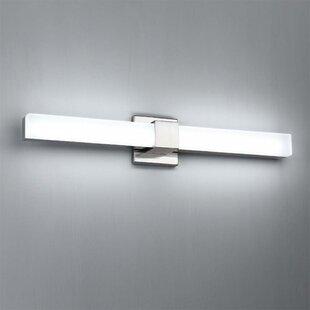 Forgey 1-Light LED Bath Bar by Orren Ellis