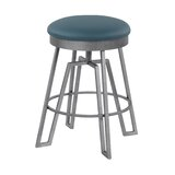 Dasilva Swivel Bar & Counter Stool by 17 Stories