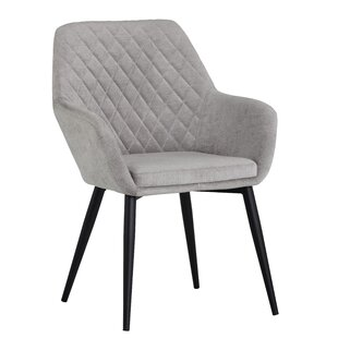 Jayna Upholstered Dining Chair by Sunpan ..