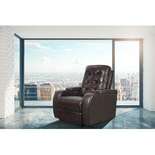 Napa Heated Vibrating Massage Recliner by PDAE Inc.