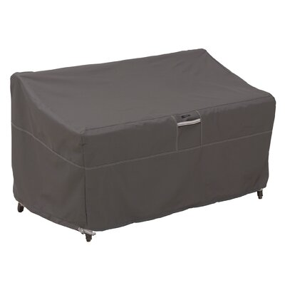 Freeport Park Kendala Water Resistant Patio Sofa Cover Size: Small
