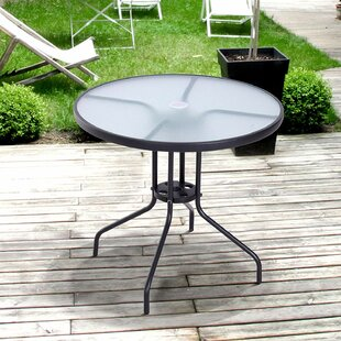 Marchese Metal Bistro Table By Sol 72 Outdoor