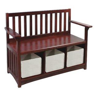Viv + Rae Matilda Wooden Storage Bench