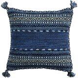Doerun Down Geometric Throw Pillow