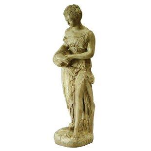Top Golden Retriever Garden Statue | Wayfair PR76