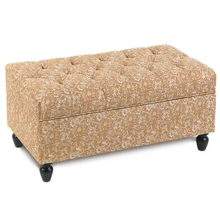 Eastern Accents Edith Storage Ottoman