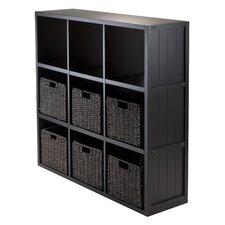 Hinckley 6 Drawers Cube Shelf by Breakwater Bay