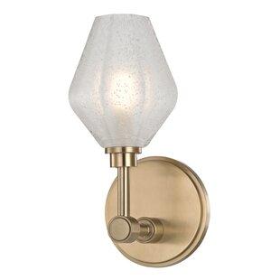 Affordable Pridgen 1-Light LED Bath Sconce ByBrayden Studio