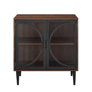 Gracie Oaks Violetta 2 Door Accent Cabinet