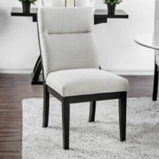 Maplesville Upholstered Dining Chair (Set of 2)