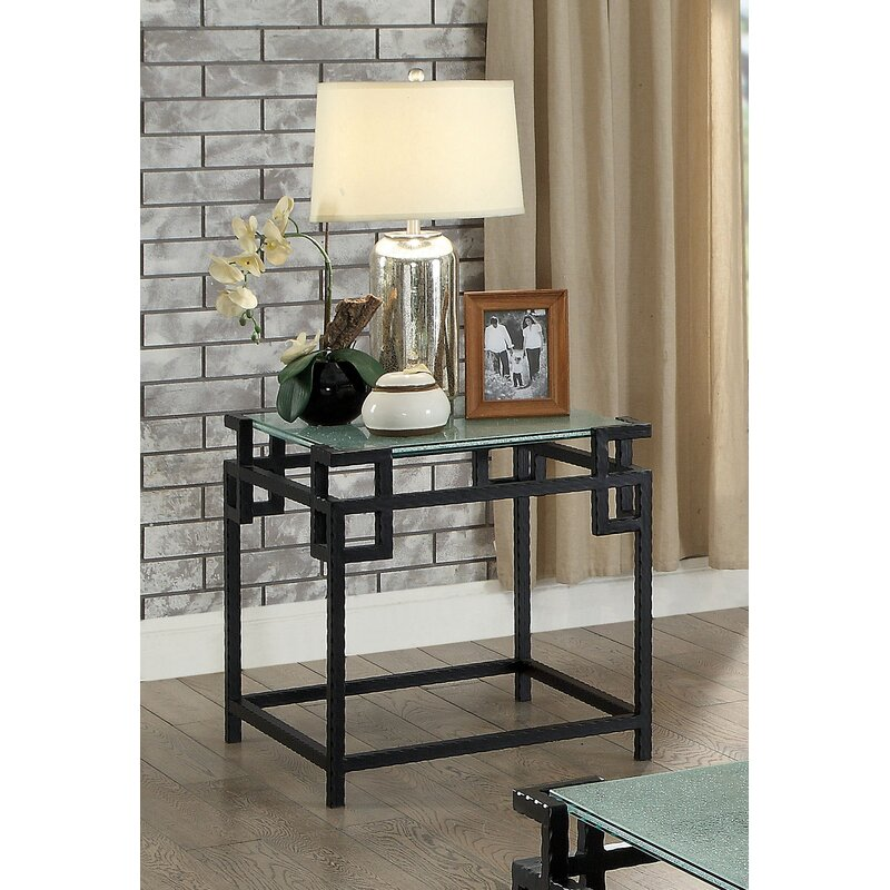 Bloomsbury Market Keech End Table Wayfair