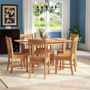 Phoenixville 7 Piece Extendable Dining Set by Three Posts