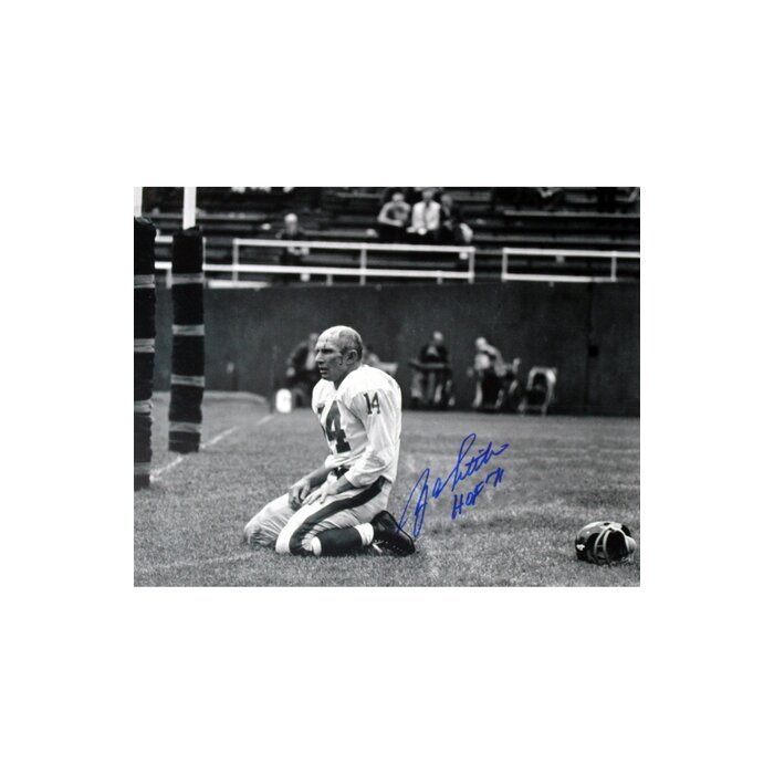 new concept ce494 46f8b Y.A. Tittle Agony of Defeat Blood Graphic Art