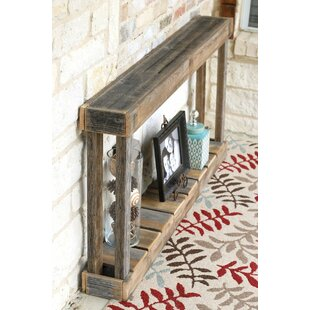 Merkle Single Top Console Table by Gracie Oaks