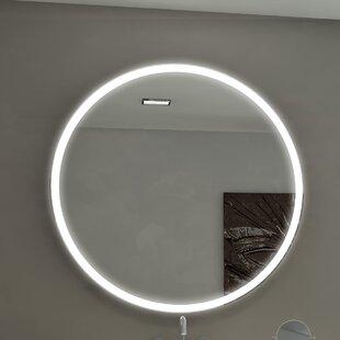 Orren Ellis Kristian Illuminated Bathroom / Vanity Mirror