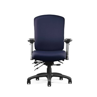 Symple Stuff Mordecai Mid Back Ergonomic Office Chair