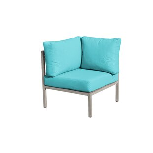 TK Classics Carlisle Patio Chair with Cus..