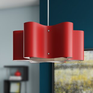 Wade Logan Margolis 3-Light Pendant