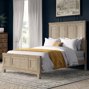 Industry Panel Bed By Greyleigh
