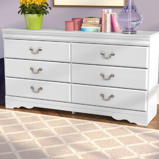 Aeroome 6 Drawer Double Dresser