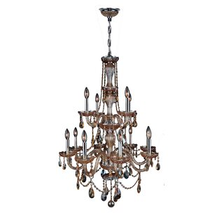 Astoria Grand Doggett 12-Light Candle Sty..