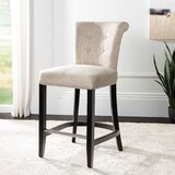 Groovy Linon Allure Counter Stool Wayfair Gmtry Best Dining Table And Chair Ideas Images Gmtryco