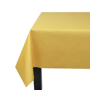 Solid Colour 100% Cotton Tablecloth By Fleur De Soleil
